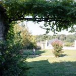 Les jardins de l'ancien hôpital