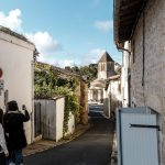 Descente sur Saint Hilaire
